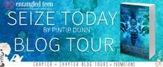 Welcome to my stop on the SEIZE TODAY by Pintip Dunn blog tour, hosted by Chapter by Chapter! I am so excited for you to read Pintip's guest post on the blog because it is so fantastic. Don&#…