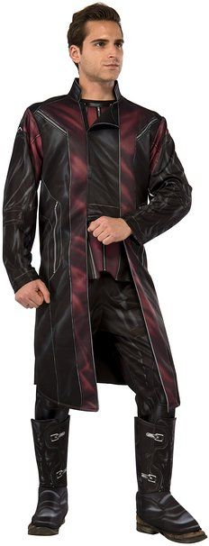 Rubie's Costume Co Men's Avengers 2 Age Of Ultron Deluxe Adult Hawkeye Costume, Multi, X-Large