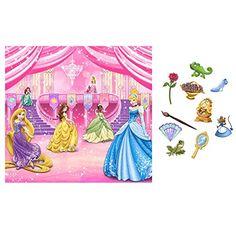 Disney Princess Royal Event Backdrop Kit ** Visit the image link more details.