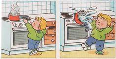 Immagini di situazioni pericolose Riconoscere e imparare ad evitare le situazioni di pericolo