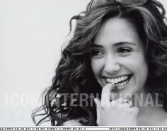 Emmy Rossum is positively stunning.