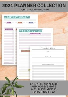 The Goal Journal is the ultimate goal-setting planner for busy creatives who are juggling it all. Having trackable accomplishments makes all the difference, and every task is easier to accomplish when you use this process. You can use this template as separate printout or as a part of your binder or digital planner. #template #goal #yearly #year #monthly Budget Sheet Template, Budget Planner Template, Goals Template, Journal Template, Budget Sheets, Goal Journal, Goals Worksheet, Weekly Goals, Paying Off Credit Cards