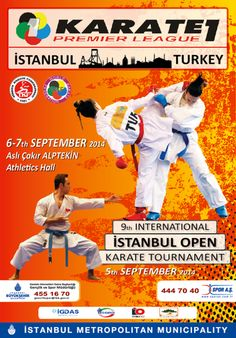 Day 1 results Karate1 Premier League – Istanbul 2014
