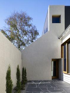 Kennedy Nolan. Great exterior render texture
