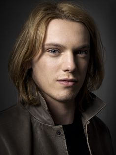 jamie campbell bower. only as anthony in sweeny todd though... Or Jace in the mortal instruments...
