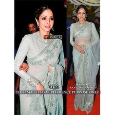 Bollywood Replica Sridevi Sange murmal Designer Saree BT 106