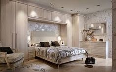 1000 images about built ins around bed on pinterest - Beautiful bedroom built in cupboards ...