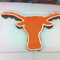 Texas Longhorns!