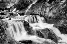 Cascade Virgental East Tyrol Austria Black and white by gerhards, Tyrol Austria, Black And White Photography, Waterfall, Pictures, Photos, Digital, Prints, Etsy, Outdoor