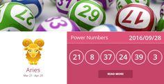 Aries lucky numbers for 2016/09/28. PIN/LIKE if accurate. #aries, #horoscope, #horoscopes, #astrology