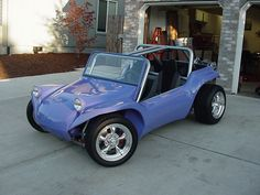 VW Dune Buggies
