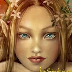 Elves Faeries Gnomes:  #Pixie.