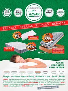 Colchones Aznar (colchonesa) Pinterest\'te