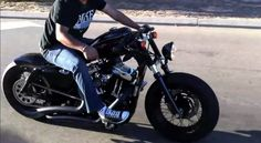 Dear Heavens... That is way too sick... That is what I want my Nightster to look like