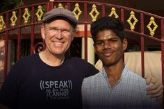 Ronnie Mosley has taken up his daughter Christina's cause since her death in 2013. After taking over support of Christina's sponsored child, Satish, Ronnie traveled to India to spend a day with Satish.