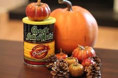 A hint of pumpkin spice in your coffee will make any day cozier.