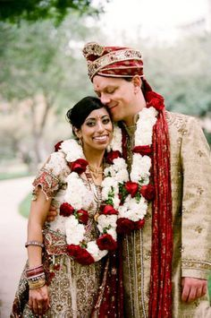 Indian American Weddings Wedding Marriage Multicultural S