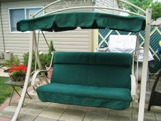 How To Make A Replacement Swing Canopy Canopy Swings