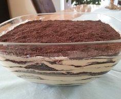 Rezept Oreo-Creme von Sannchen01 - Rezept der Kategorie Desserts                                                                                                                                                                                 Mehr