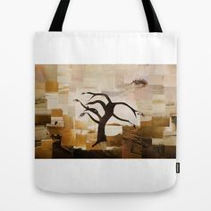 DESERT Tote Bag by Carley LoFaso - $22.00