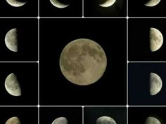 Science Nature: Investigate Phases of the Moon: Science Activity for Middle School Students Second Grade Science, Middle School Science, Elementary Science, Science Classroom, Teaching Science, Science Education, Science For Kids, Earth Science, Science Fun
