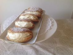 Baked Potato, Sweet Tooth, Muffins, Sweets, Bread, Cookies, Baking, Ethnic Recipes, Desserts