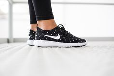 "***RESTOCK ANNOUNCE*** The Nike WMNS Juvenate ""Polka Dot"" is back! Better be quick, ladies! EU 36 - 42 
