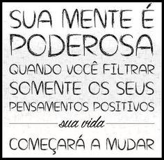 Post  #: Reflexão do dia !
