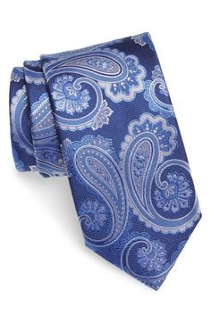 Free shipping and returns on Canali Paisley Silk Tie at Nordstrom.com. Vibrant paisleys add bold color to a fine Italian-made tie cut from pure silk.