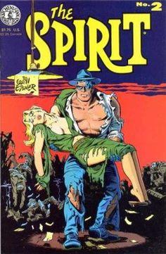 The Spirit #2, Will Eisner