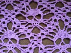 H hobbyside: Da er den her.H hobbyside: Da er den her. Crochet Stitches, Knit Crochet, Crochet Plant Hanger, Knitting Patterns, Crochet Patterns, Stockinette, Crochet Scarves, Beautiful Crochet, Diy And Crafts