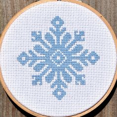 Cross-stitch pattern