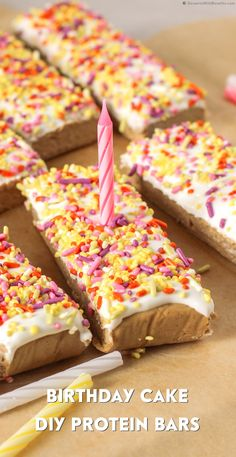 48 Easy No Bake Protein Bar Recipes In DIY Bars Cookbook