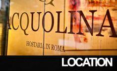 Acquolina Hostaria (Rome)