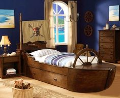 Bon Voyage: Cruise Sea Themed Home Interiors