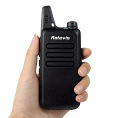 Retevis RT22 Walkie Talkie UHF 400-480MHz 2W 16 CH CTCSS/DCS TOT VOX Scan Squelch uhf Frequency cb Radio Comunicador A9121A