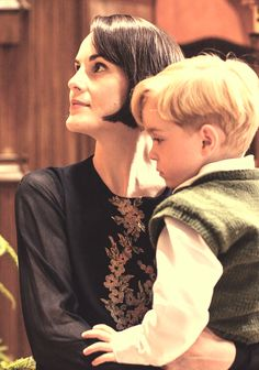 Mary&George in Downton Abbey Christmas Special 2014
