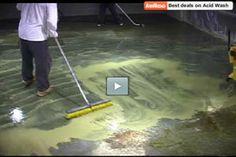 How to Acid Wash Concrete