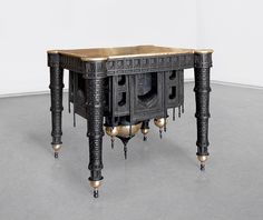 studio-job-MAD-house-museum-of-arts-and-design-new-york-designboom-02 Gothic Furniture, Orlando, Warehouse, Dining Table, Canada, Home Decor, Homemade Home Decor, Orlando Florida, Interior Design