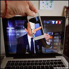 Pinocchio surpris en train de mentir. | Cet homme fait apparaître des héros de la culture pop dans la vraie vie