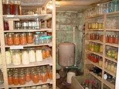 2 Easy Ways to Build a Killer Long Lasting Root Cellar – Organic ...