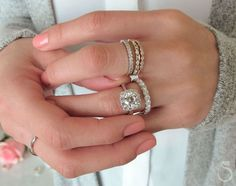 Engagement rings, wedding bands, and fashion rings -  Sylvie Collection has a great selection!