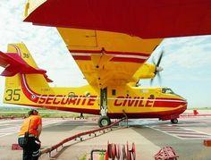 Sécurité Civile - Canadair CL415