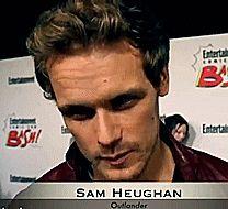 — Outlander : Sam Heughan