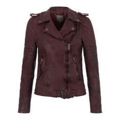 I need a new leather jacket. My last one got ripped! Then again, it was 10 years old . . .