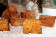 Deep-Fried…Pumpkin Spice Lattes? Yep, They Exist | Carnival foods got nothing on this jaw-dropper.