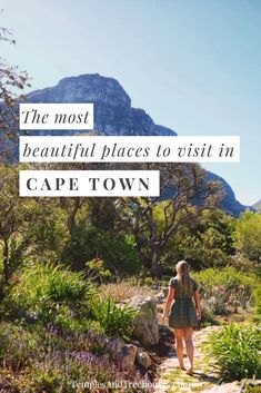 Incredible beaches, epic mountain views and spectacular coastal drives. These are the top 10 most beautiful places in Cape Town you need to visit. Kenya Travel, Morocco Travel, Africa Travel, Places To Travel, Travel Destinations, Travel Tips, Africa Destinations, Travel Guides, Uganda