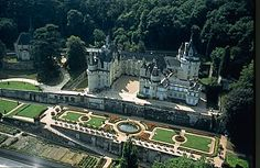 le chateau d'usse, Loire Valley