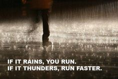 Good advice for those summer thunderstorms.