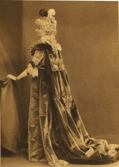 Lady Margaret Spicwe as Countess Zinotriff Lady in Waiting to the Empress Catherine of Russia p248
